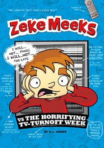 zeke meeks TV turnoff week