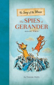 Spies of Gerander cover