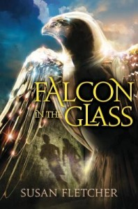 falcon in the glass