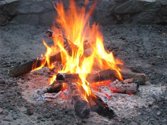 camp fire - photo #44