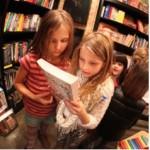 WB kids w books