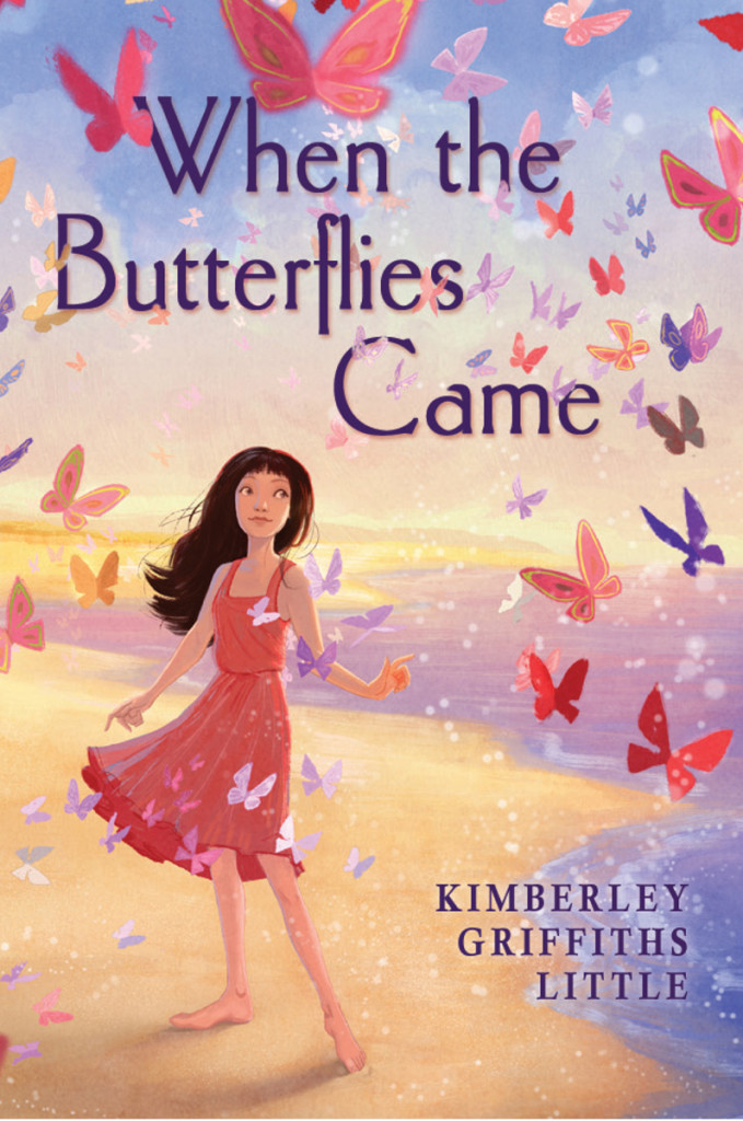 When the Butterflies Came Cover Art from Erin