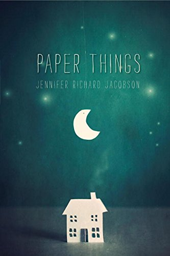 Paper Things Book Cover : Paper things an interview with jennifer jacobson from