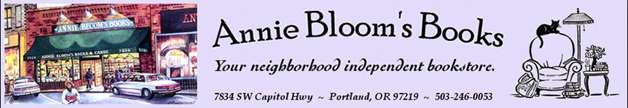 Annie Bloom's extended logo
