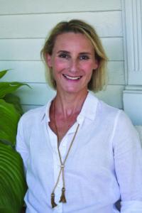 Author Tania Unsworth. Image (c) D.E. Thaler