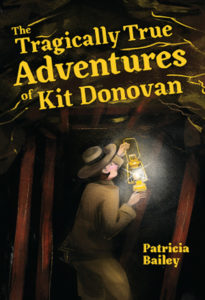 Book jacket of Kit Donovan by Patricia Bailey