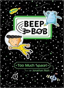 Starman: A Space-Themed Book List |Beep and Bob | http://www.fromthemixedupfiles.com