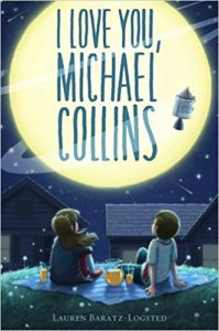 Starman: A Space-Themed Middle Grade Book List | I Love You Michael Collins | http://www.fromthemixedupfiles.com