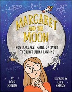 Starman - A Space-Themed Middle Grade Book List | Margaret and the Moon | http://www.fromthemixedupfiles.com/